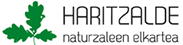 Haritzalde  Naturzaleen  Elkartea Logo