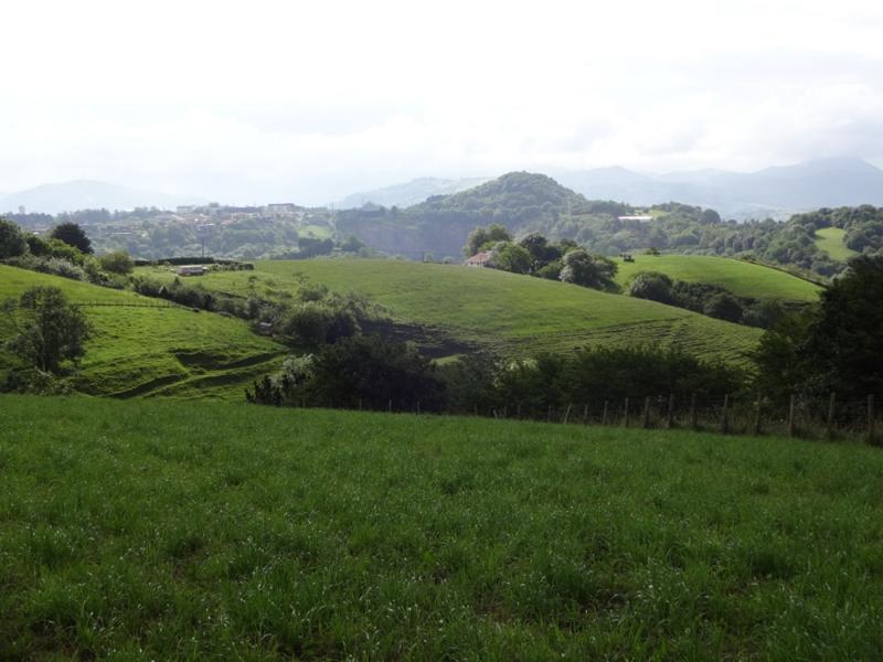 Zona rural de Belartza 2