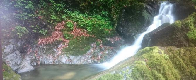 El río Urumea, del salto a la poza.