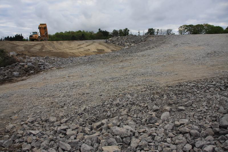 Obras ilegales en Beraltza